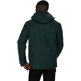 Regatta Highside V Chaqueta Aislante Impermeable Hombre, verde